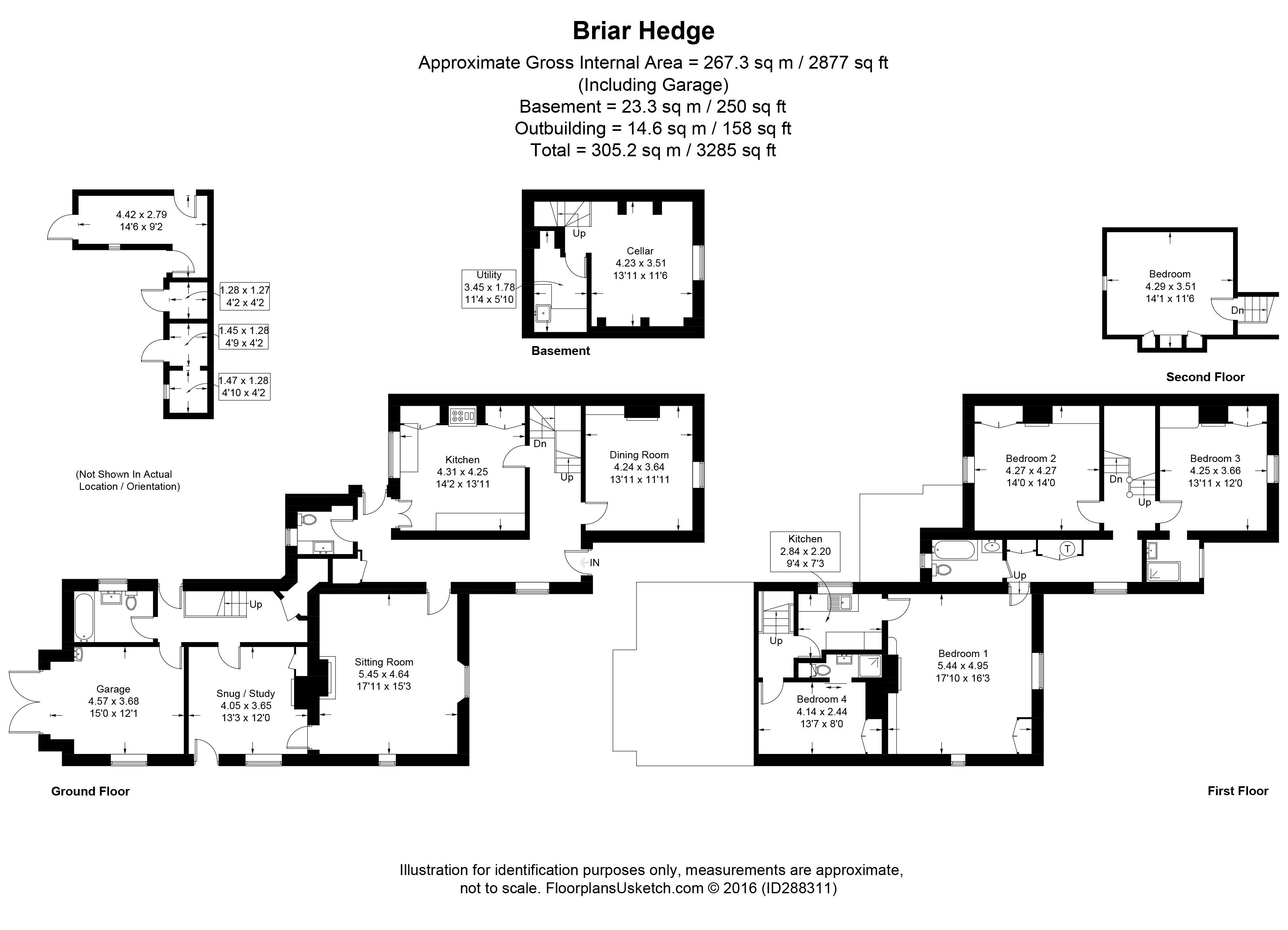 5 Bedroom House For Sale In Newbury