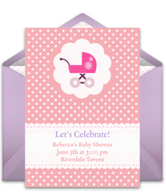Free Baby Shower Online Invitations