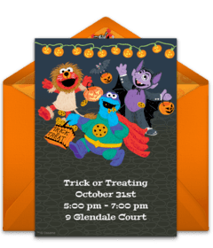 Unleash the wild in your child. Free Halloween Online Invitations Punchbowl