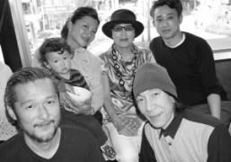 Artist Tomoo Gokita, Kenta Furuta, Toga designer Yasuko Furuta, Shinji Chiba's mother,…