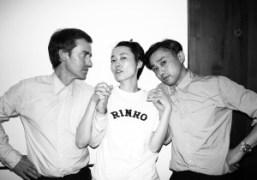 Christophe Brunnquell, Rinko Kikuchi, and Chikashi Suzuki in Tokyo. PhotoChikashi Suzuki