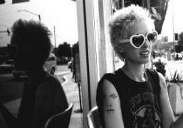 Annakim Violette shot by Eddie Chacon, Los Angeles