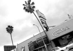 Fairrfax Avenue on Saturday, Los Angeles. Photo Brad Elterman