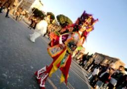 Latin-American carnival, Rome