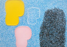 JONATHAN LASKER'S RECENT PAINTINGS at The Thaddaeus Ropac Gallery, Paris