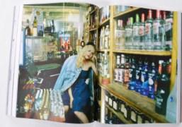 A preview of Sandy Kim's fashion story in Purple Fashion Magazine #20...