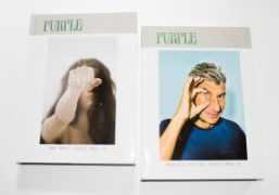 Purple Index 76: discover the covers featuring Anne Imhof and Maurizio Cattelan