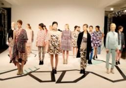 Calla New York Fashion WeekF/W 2014 Presentation atMilk Studios,New York.