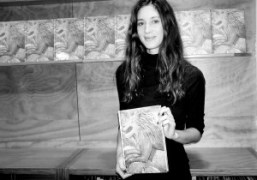 """Coco Young """"Vanity"""" Book Launch at Dashwood Books, New York"""