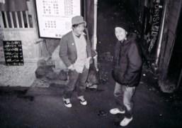 Artist Tomoo Gokita and Irish American musician and record producer Jim O'Rourke…