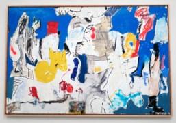 "Eddie Martinez ""Island I"" at Timothy Taylor Gallery, London"
