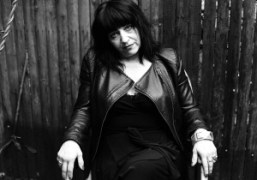 """Interview with artist Lydia Lunch at her show """"So Real It Hurts"""",..."""