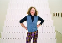 Martin Creed Public Art Fund Talk on February 4th at The New...