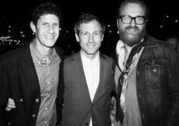Spike Jonze dinner in celebration of his new film HER at The...