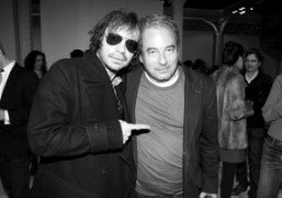 Olivier Zahm and Jean Touitou at the A.P.C and Vanessa Seward Collection…