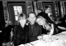 Karlie Kloss, Derek Blasberg andatCafe Royalfor a dinner in honor ofL'Wren Scott'sfirst…