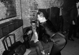 Ben Grimes and Simon Di Principe at Tali Lennox's 19th Birthday Party,…