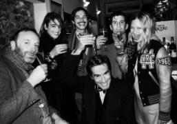 Fabrice Paineau, Natacha Ramsay-Levi, Elie Top, Vincent Darré, André Saraiva and Annabelle…