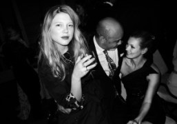 FRED DINNER WITH KATE MOSS, Paris