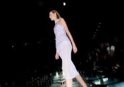 Balenciaga S/S 2015 show, Paris