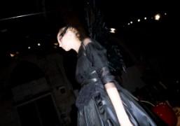 Undercover S/S 2015 show at Couvent des Cordeliers, Paris