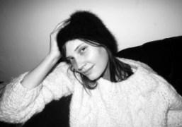 Drake Burnette from Larry Clark's filmMarfa Girl at thePurple office, New York….