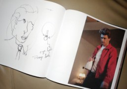 """James Franco's """"Rebel"""" at MOCA catalogue published by OHWOW, Los Angeles"""