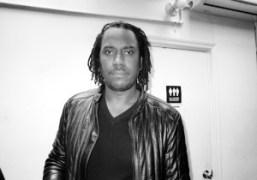 Photographer Rashid Johnsonafter his screening of his filmNew Black YogaatThe Bruce High…