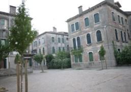 Cannaregio, the neighbourhood where I'm staying in Venice. Photo Olivier Zahm