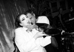 Purple Halloween Party at Paul's Baby Grand (Part II), New York