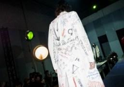 Raf Simons Men's F/W 2015 show, Ivry sur Seine