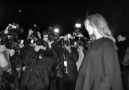 Natalia Vodianova at the EtamF/W 2014 show, Paris. Photo Olivier Zahm