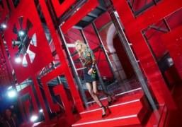 Versace F/W 2015 show, Milan