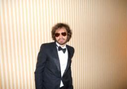 Olivier Zahm at the Hotel Martinez, Cannes. Photo Olivier Zahm