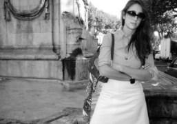 Natacha Ramsay-Levi, Aix en Provence. Photo Olivier Zahm