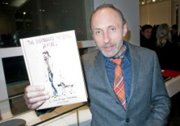 """Jean-Philippe Delhomme's """"The Unknown Hipster Diaries"""" exhibition opening at Colette, Paris"""
