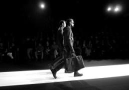 Emporio Armani Men's F/W 2013 Show, Milan