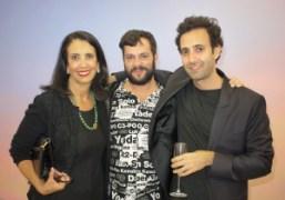 "Alex Israel's first solo show in Paris ""Thirty"" at Almine Rech, Paris"