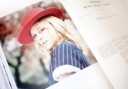 Read our exclusive interview with Chloe Sevigny by Glenn O'Brien in Purple...