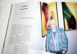 Read our exclusive interview with David Bailey by Sven Schumann in Purple...