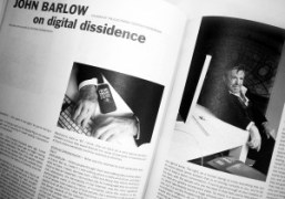 Read our interview with John Barlow by Stephan Crasneanscki in Purple Fashion...