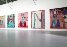 "Yann Gerstberger ""Terremoto Globo Grnnnd"" exhibition at Le Confort Moderne, Poitiers"