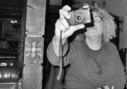 A portrait of the photographer and Purplecontributor Brad Elterman at El Compadre,…