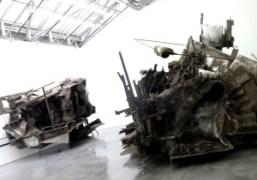 "Peter Buggenhout's ""Caterpillar Logic II"" at Gladstone Gallery, New York"