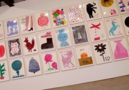David Shrigley Solo Exhibition at Anton Kern, New York