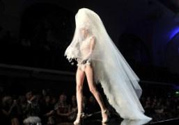 Jean-Paul Gaultier Couture S/S 2014 show, Paris