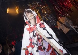 Vivienne Westwood F/W 2015 show with a performance by Die Hartjungs at...