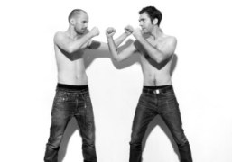 Magnus vs Alexis, New York. Photo by Alexis Dahan and Magnus Unnar