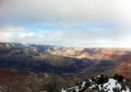 Happy new year from the Grand Canyon, Arizona. Photo Gaia Repossi and…