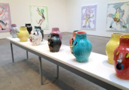 Works from the Dan McCarthy exhibition on view until March 22nd atAnton…